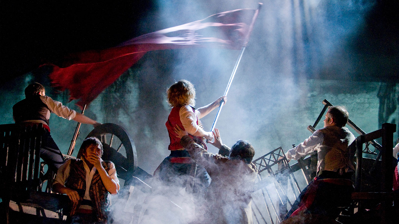 The All Star Staged Concert News Les Miserables Welcome To The Official Website