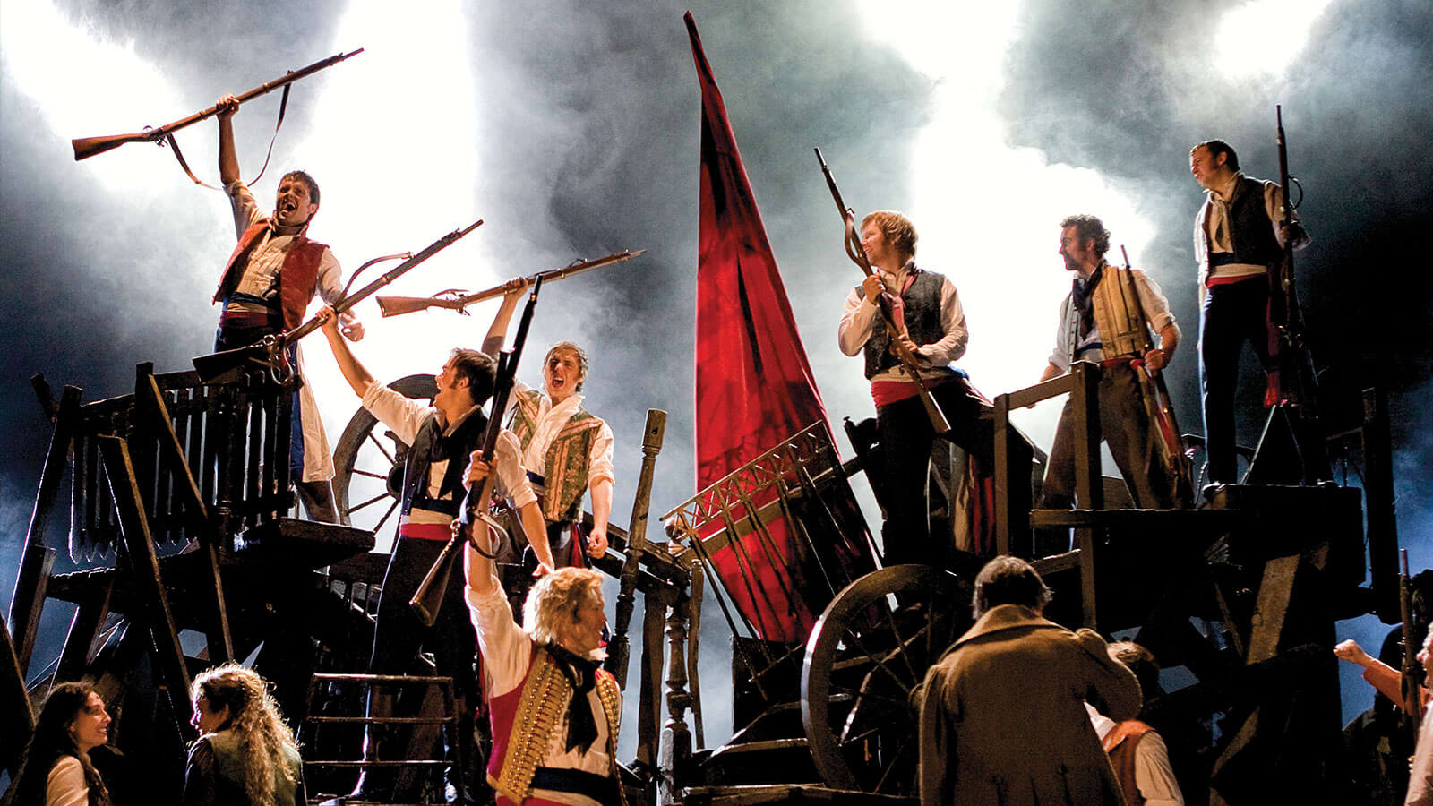 Cast Creatives Les Miserables Welcome To The Official Website