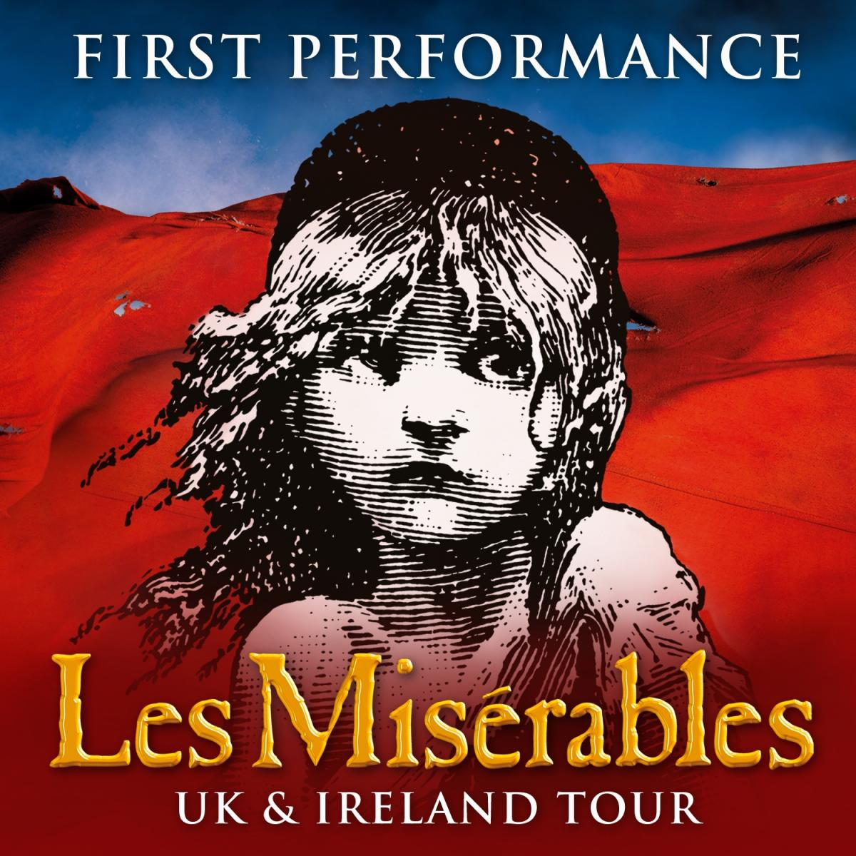 Les Miz Tour starts this weekend!