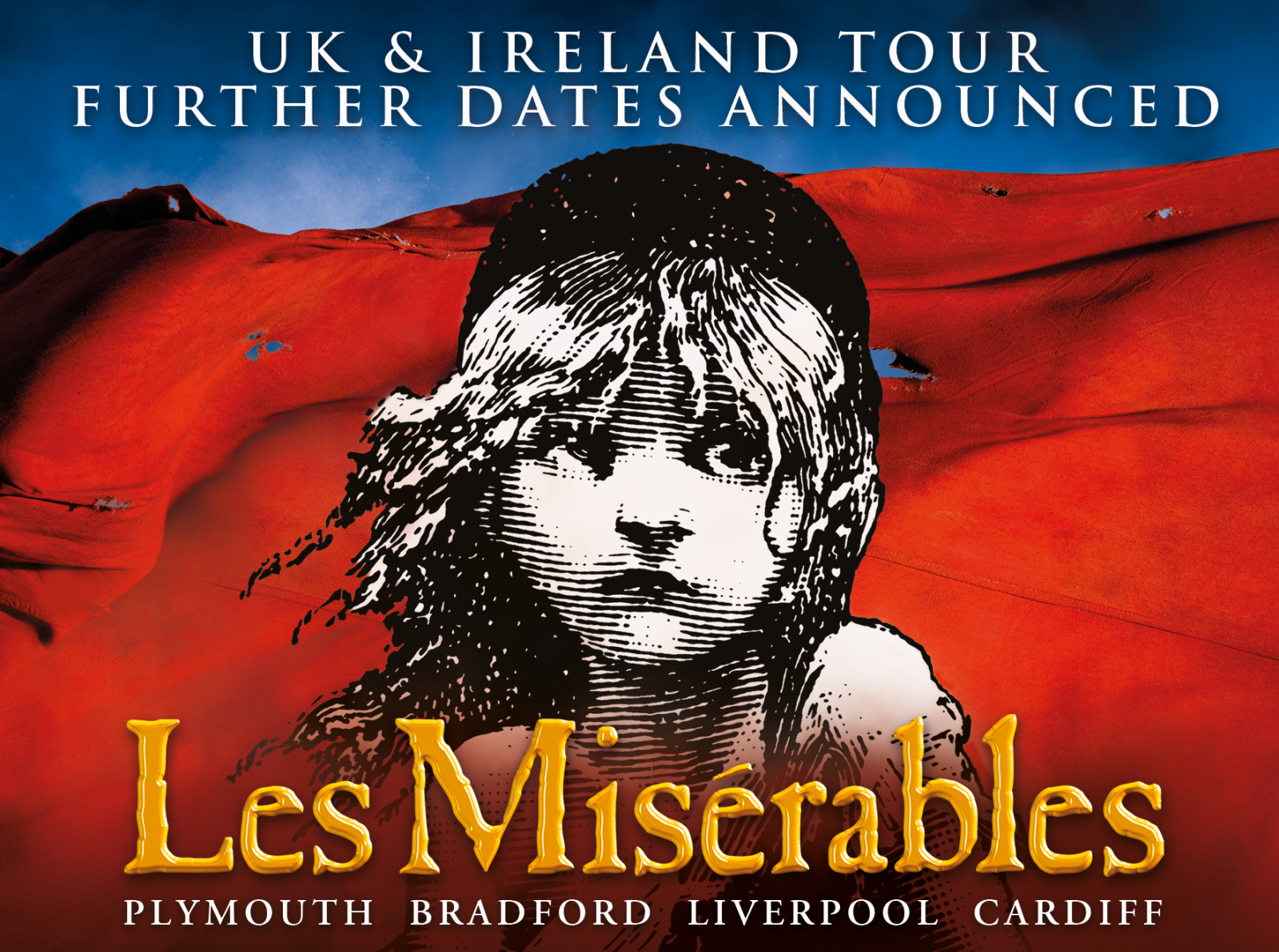 Further dates announced for UK and Ireland Tour